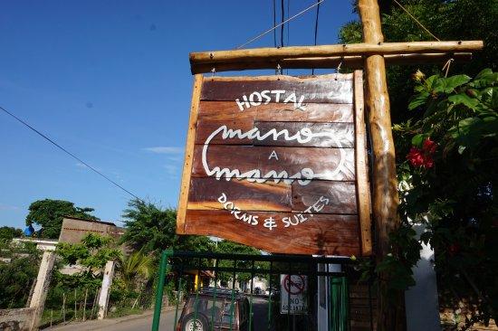Las Penitas, Nicaragua: Cartel