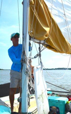 Folly Beach, SC: Captain Johnny