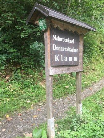 Donnersbachklamm Rundweg