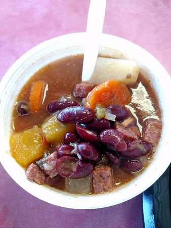 Morristown, TN: Habichuelas coloradas (red beans)