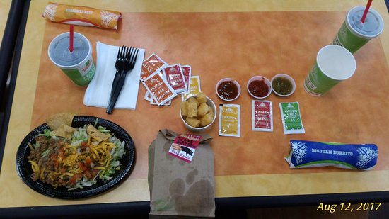 Rock Springs, WY: Lunch