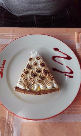 Sabrina Hotel-Restaurant : tarte citron meringué