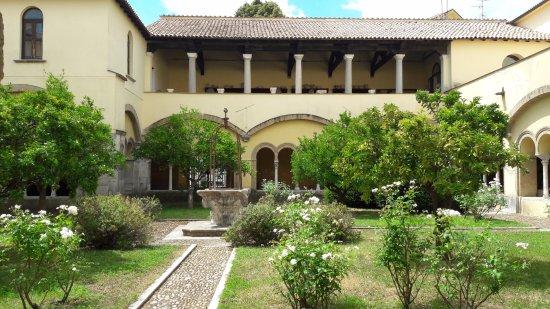 Museo del Sannio e Chiostro di Santa Sofia - Patrimonio UNESCO