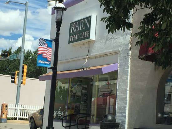 Aztec, NM: Now called Karn Thai cafe.