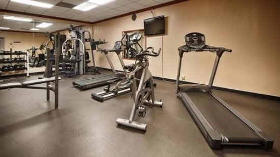 Gym picture of best western plus music row nashville tripadvisor