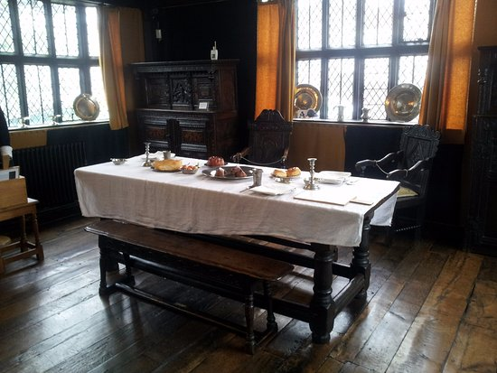 Hereford, UK: Dining Room