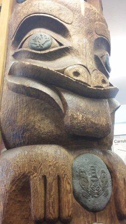 Ocean Shores, WA: Check out our Quinault culture exhibit
