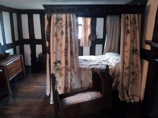 Hereford, UK: Bedroom