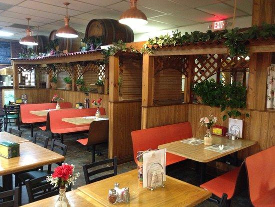 Front Royal, فيرجينيا: Dining room