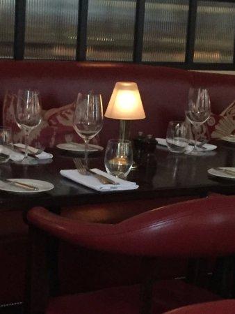 The Marylebone: Restaurant