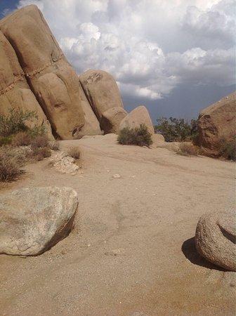 Twentynine Palms, Califórnia: Rocks and Boulders