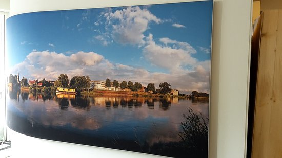VVV Zutphen (tourist information): water front picture