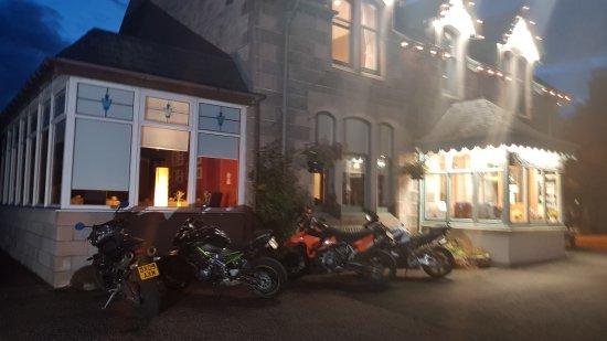 Cairngorm Guest House: 20170813_214940_large.jpg