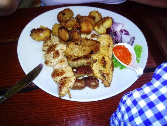 Кавле, Хорватия: Ottimo cibo e personale