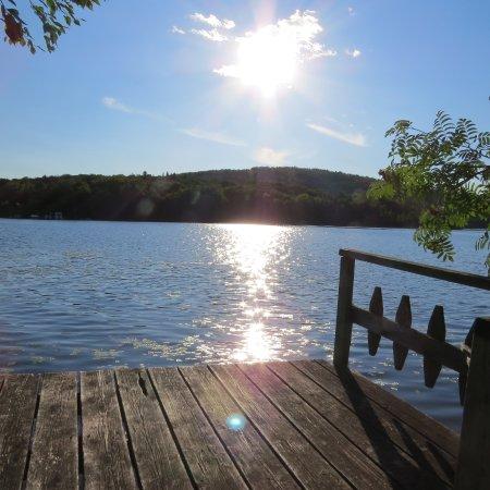 Le Domaine du Lac Saint Charles: lac