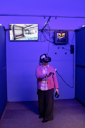 Surrey, Kanada: VR does not have age limits!