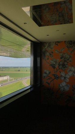 Duiven, Ολλανδία: ruime dubbele douche kamer