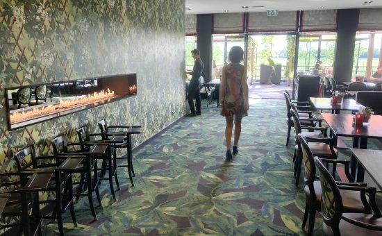 Duiven, Ολλανδία: restaurant binnen