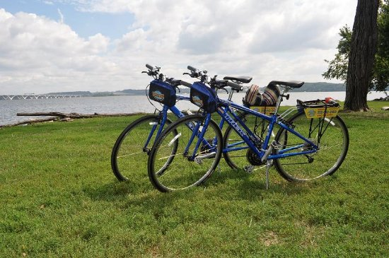Alexandria, VA: Tandem Bikes and Family bike rentals