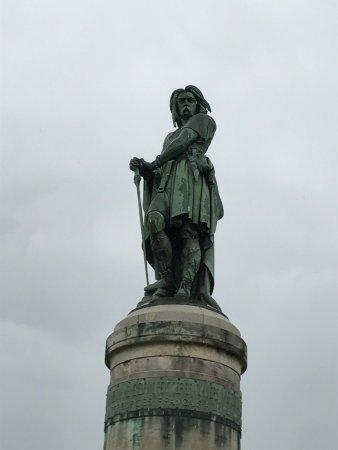 Statue de Vercingetorix