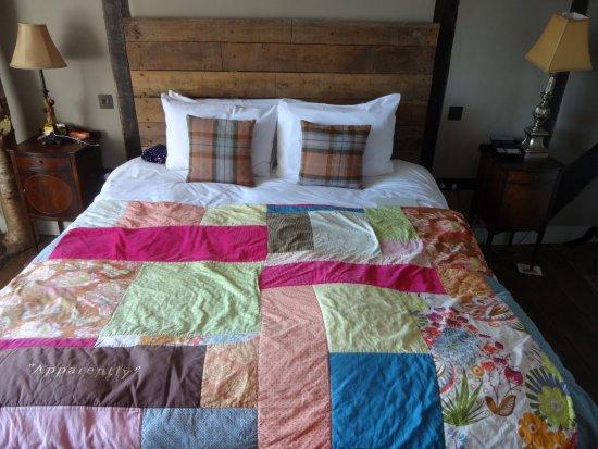 Ticehurst, UK: Room photo 5