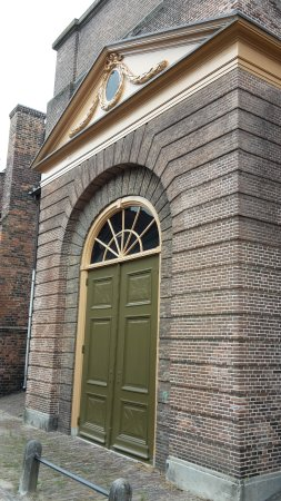 Zutphen, The Netherlands: side door
