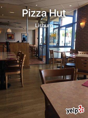 Lisburn, UK: Pizza Hut Lisburn