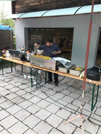 Restaurant le relais des arts dans haguenau avec cuisine for Le jardin restaurant haguenau