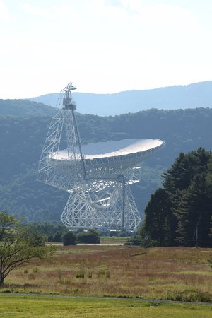 The Green Bank Telescope