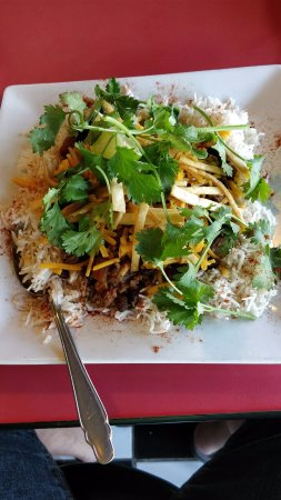 Port Elgin, Καναδάς: Mexican beef chili (with a twist :))