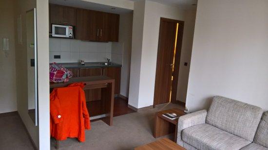 LiV'iN Residence Frankfurt-Seilerstrasse Foto