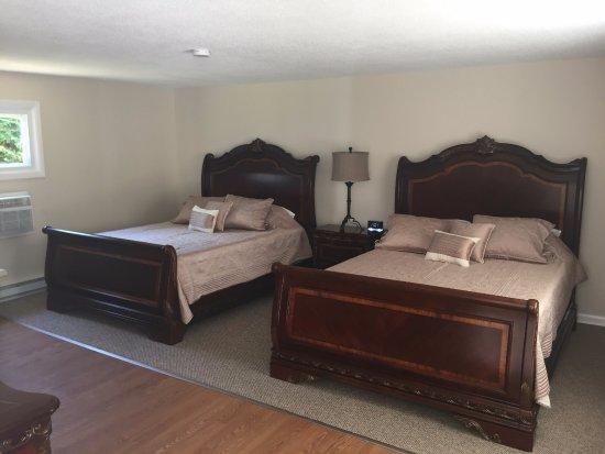Old Lyme, Κονέκτικατ: Room #7  2 Queen Beds