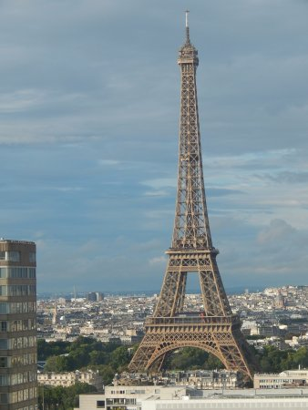 Adagio paris tour eiffel booking