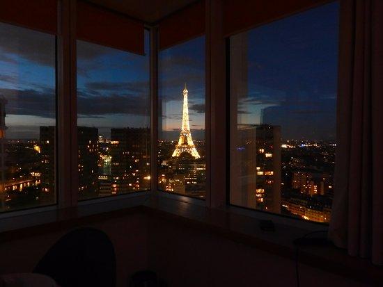 apartamento 2205 seine picture of aparthotel adagio. Black Bedroom Furniture Sets. Home Design Ideas