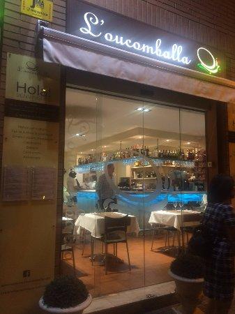 Sant Joan Despi, Hiszpania: Restaurant