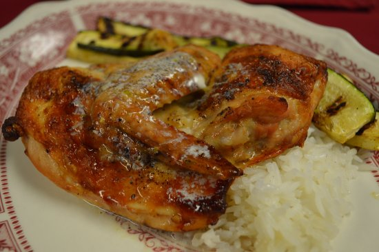 Red Rocker Inn: Ginger Lime Chicken
