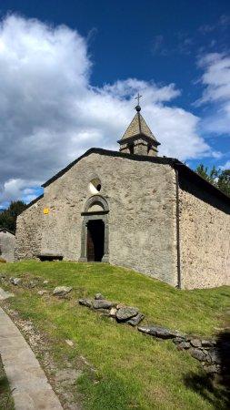 Albosaggia, Италия: chiesetta di San Bernardo a pochi passi dall'agriturismo, merita una visita!