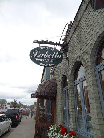 Lachute, Canadá: Casse-croûte Labelle