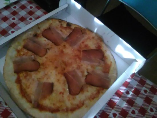 Erba, Italia: Baba Kebab & Pizza
