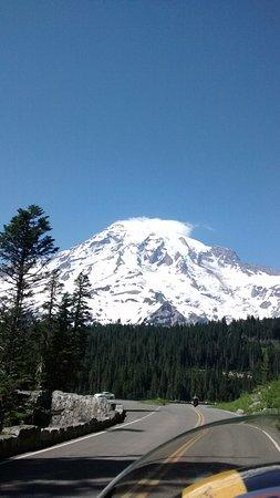 Mount Rainier: beleza