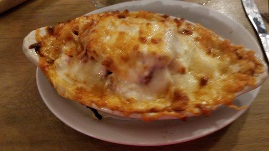 Dunraven Inn : Baked ziti