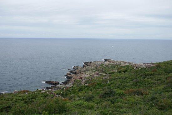 Molle, Sverige: Vista panoramica