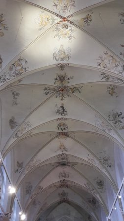 Zwolle, The Netherlands: ceiling