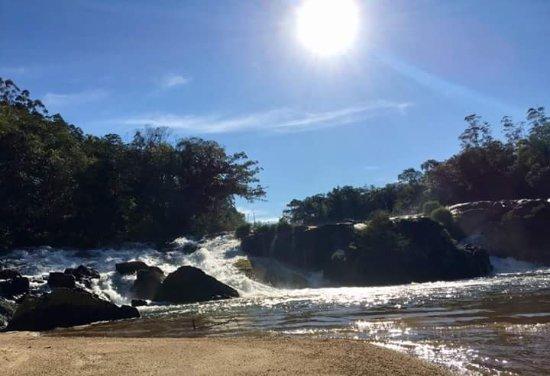Sao Martinho, SC: Cachoeira Alto São Martinho