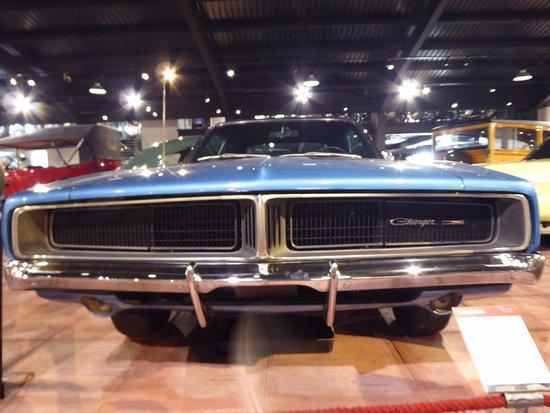 Sparkford, UK: Dodge Charger