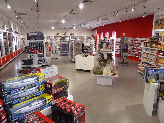 Sparkford, UK: The Gift Shop