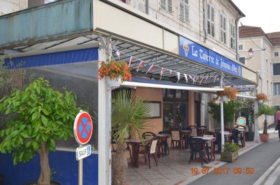 image Brasserie Jeanne d'Arc sur Vaucouleurs
