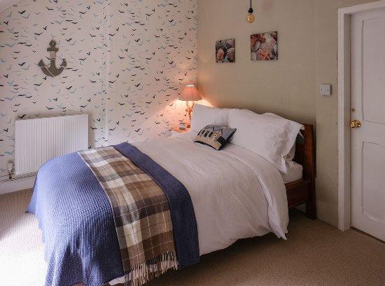Amlwch, UK: Schooner room