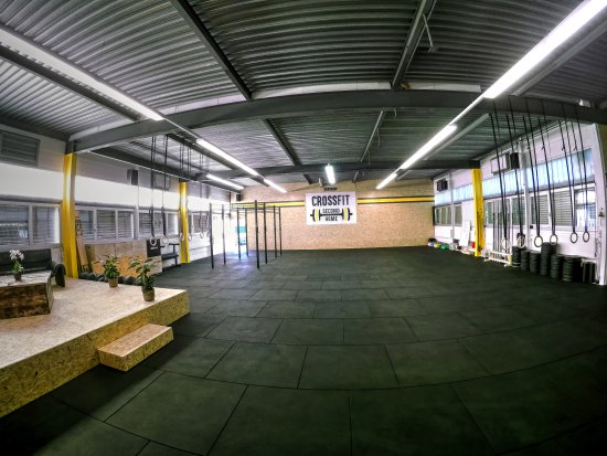 Crossfit Second Home