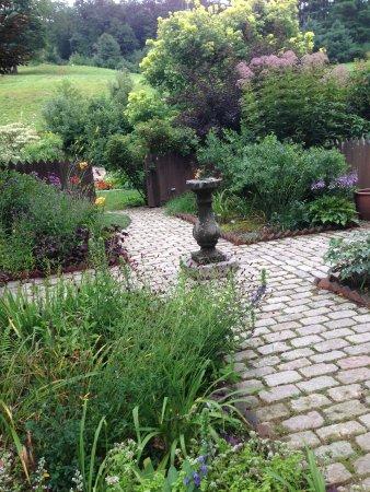 Washington, CT: Herb Garden